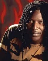 Ivorian international reggae star, Alpha Blondy