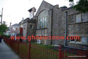 Emmanuel Presbyterian Reformed Church Bronx. Rev. Frimpong Manso's Church In New York
