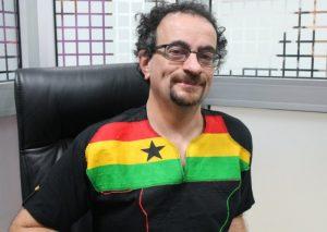 British High Commissioner to Ghana Jon Benjamin