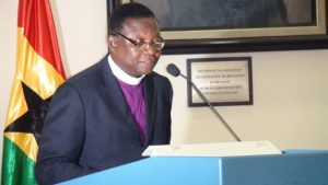 Most Rev. Prof. Emmanuel Asante  Photo Credit: myghanaonline.com