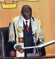 Edward Doe Adjaho Speaker Of Parliament
