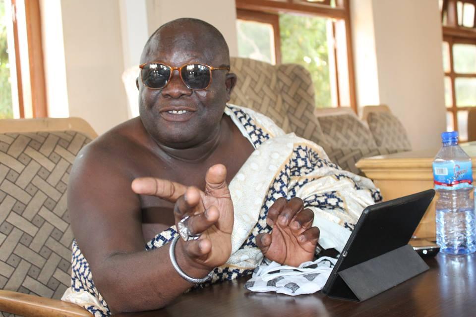 Nominated Municipal Chief Executive For Ejisu Juaben Municipality