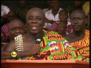 Okyenhene Amoatia Ofori Panin II Photo Credit youtube.com
