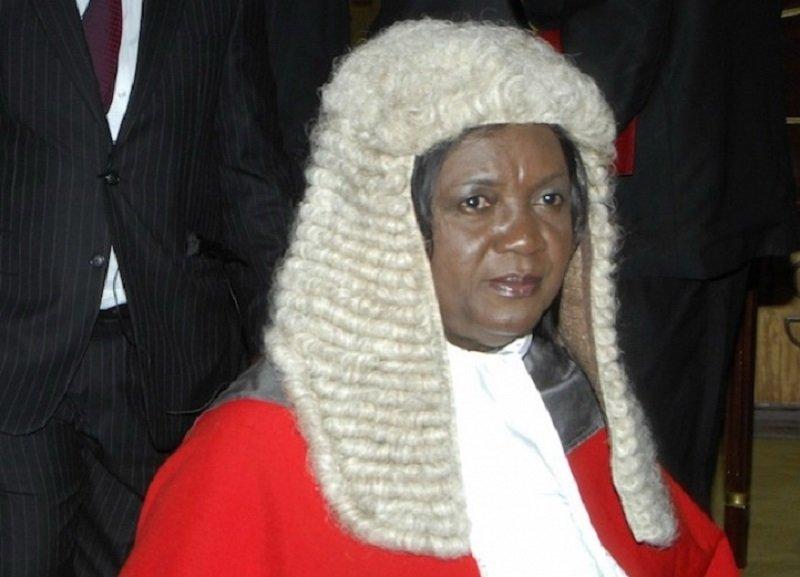 Chief Justice Theodora Georgina Wood