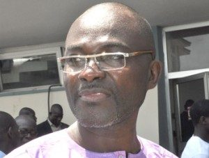 Kennedy Agyapong MP, Assin Central
