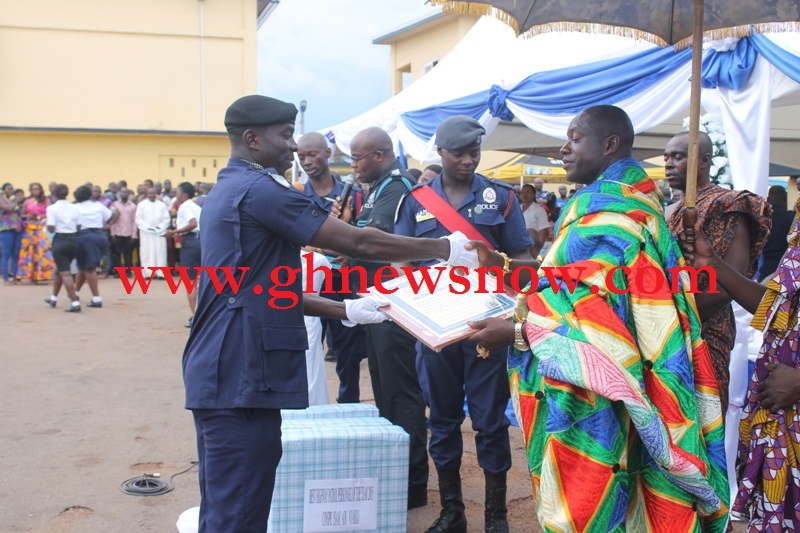 Best Police Officer Of The Year 2015 In Ashanti Region