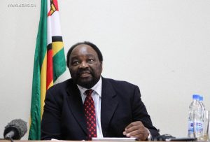Simbarashe Mumbengegwi - Zimbabwean Foreign Affairs Minister