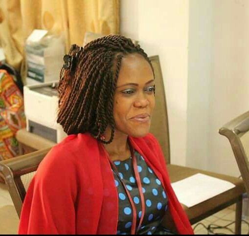 Abigail Larbi-Odei Programme Manager, Media Development & Democracy, of West Africa.