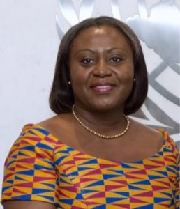 Mrs. Martha Ama Pobee - Permanent Representative to the UN and Head of Missions