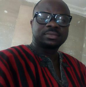 Justice Opoku Agyemang (COO, Ghnewsnow)
