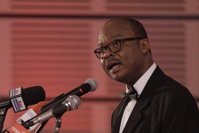 Dr Ernest Kwamina Yedu Addison
