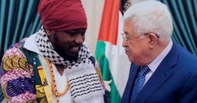 Blakk Rasta Meets Mahmoud Abass; Billed To Tour Israel And Palestine