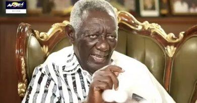 President Kufour, The Agenda Still Won't Fly
