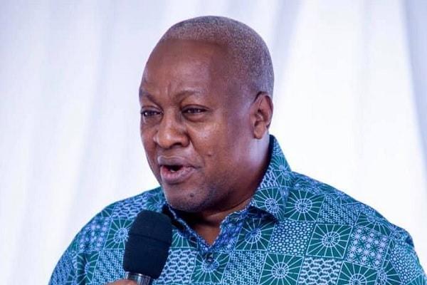 Akufo Addo's Gov't Is Setting A Bad Precedent –  Mahama